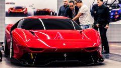 Ferrari P80/C: il video direttamente dall'autodromo di Monza - Immagine: 16