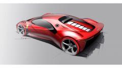 Ferrari P80/C: il video direttamente dall'autodromo di Monza - Immagine: 20
