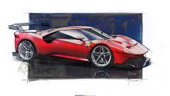 Ferrari P80/C: il video direttamente dall'autodromo di Monza - Immagine: 22