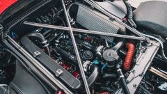 Ferrari P80/C motore