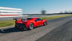 Ferrari P80/C posteriore
