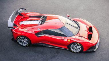 Ferrari P80/C: supersportiva ad personam
