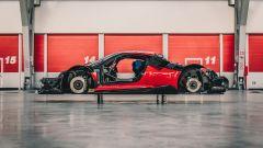 Ferrari P80/C telaio