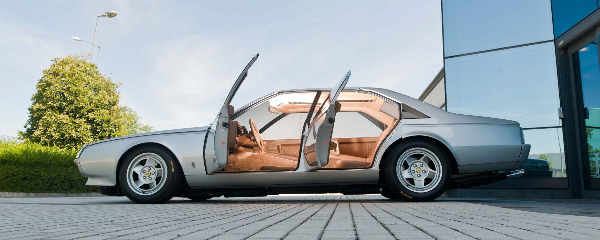 Ferrari Pinin: un altro mito va all'asta