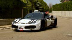 Nuova Ferrari V6 plug-in hybrid: il video da YouTube
