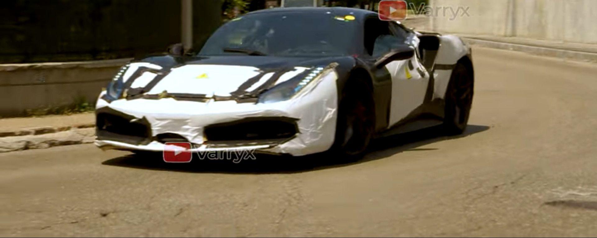 Ferrari: pizzicato a Maranello un prototipo V6 ibrido