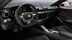 Ferrari  Portofino: la plancia
