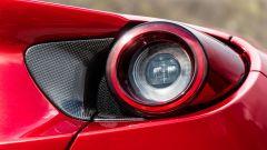 Ferrari Portofino M, dettaglio del fanale posteriore