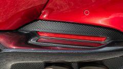 Ferrari Portofino M, dettaglio del nuovo estrattore