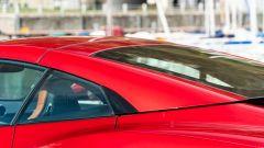 Ferrari Portofino M, dettaglio del tetto apribile