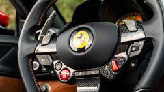 Ferrari Portofino M, dettaglio del volante