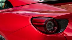 Ferrari Portofino M, dettaglio della 3/4 posteriore