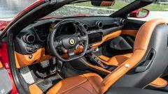 Ferrari Portofino M, gli interni
