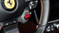 Ferrari Portofino M, il famoso manettino