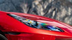 Ferrari Portofino M, il faro anteriore