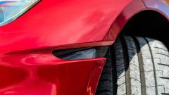 Ferrari Portofino M, il nuovo sfogo per l'aria davanti al passaruota