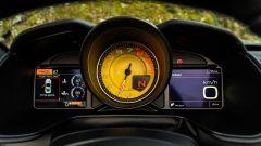 Ferrari Portofino M, il quadro strumenti