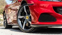 Ferrari Portofino M, la presa d'aria nel fascione è stata ampliata