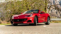 Ferrari Portofino M, la prova su strada