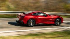 Ferrari Portofino M, l'elettronica aiuta a domarla