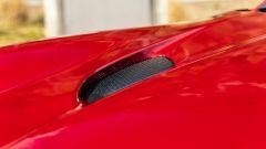 Ferrari Portofino M, sfogo per l'aria sul cofano