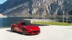 Ferrari Portofino M, vista 3/4 dall'alto