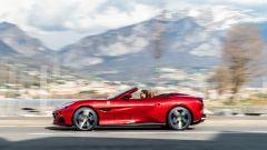 Ferrari Portofino M, vista laterale