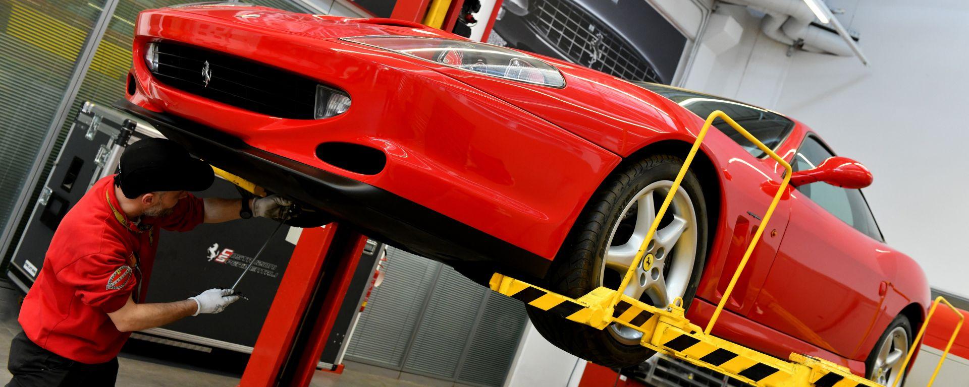 Ferrari Premium, un nuovo servizio per le youngtimers