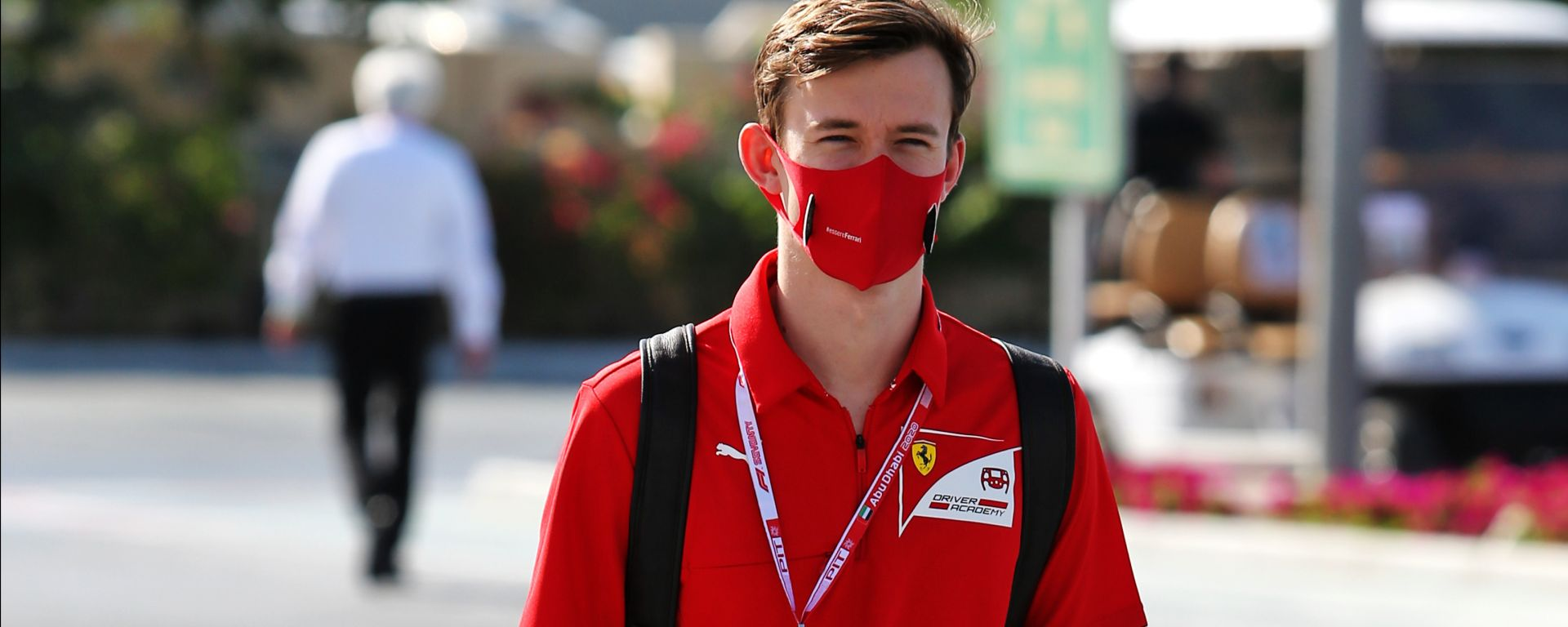 Ilott promosso: dalla FDA a collaudatore Ferrari