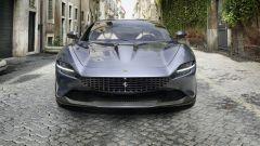 Ferrari Roma, il frontale