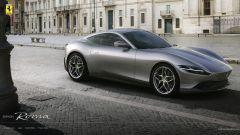 Ferrari Roma, il modello di partenza