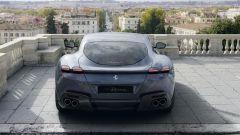 Ferrari Roma, il posteriore
