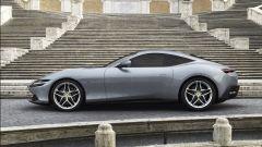 Ferrari Roma, vista laterale
