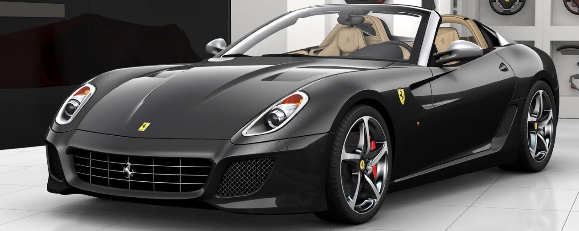 Ferrari SA Aperta, la nuova gallery
