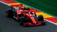 Ferrari, sempre presente con lo stesso nome dal 1950 al 2018