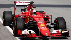 Ferrari SF 15 T al GP della Malesia