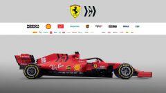 Ferrari SF1000 - Formula 1 2020