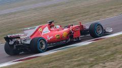 Ferrari SF70-H, Circuito di Fiorano, Vettel - Stefano Arcari e Andrea Lorenzina per Aesse Photo