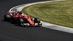 Ferrari SF70H - GP Ungheria, F1 2017