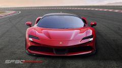 Ferrari SF90: la prenotazione ceduta per 1,3 milioni di euro