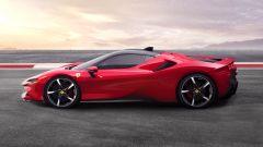 Ferrari SF90 Stradale anatomy: supersportiva o solo super-potente? - Immagine: 2
