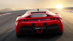 Ferrari SF90 Stradale anatomy: supersportiva o solo super-potente? - Immagine: 3