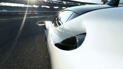 Ferrari SF90 Stradale Assetto Fiorano, dettaglio della presa d'aria sulla fiancata