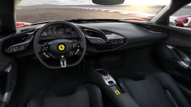 Ferrari SF90 Stradale: ibrida e digitale