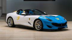 Ferrari SP3JC: caratteristiche, motore, scheda tecnica, foto