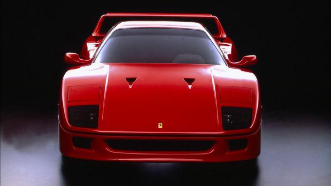 Ferrari SP42: la storica F40 di cui potrebbe essere svelata a giorni l'erede