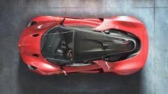 Ferrari Stallone, dall'alto
