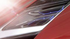 Ferrari Stallone, fari con tecnologia laser