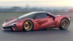In video la concept Ferrari Stallone by Murray Sharp