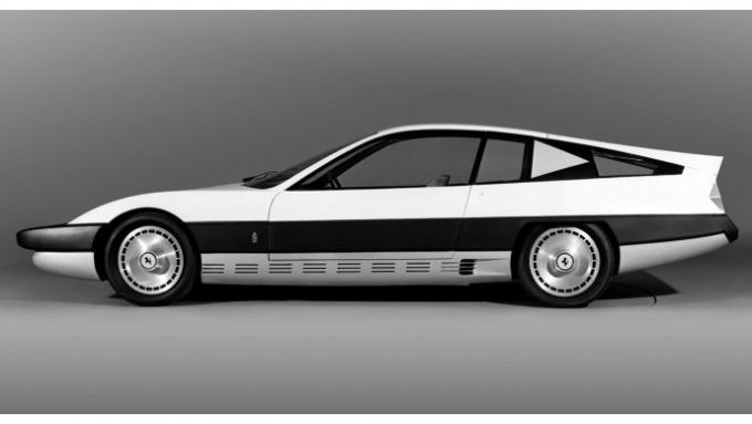 Ferrari Studio Cr 25: una sportiva dallo stile azzardato